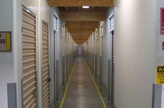 Portland self storage indoor units