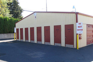 Forest grove secured self storage units