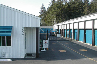 Coos bay self storage secured access