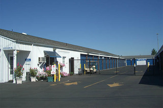 Self storage security in albany