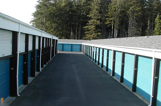 Self storage units in coos bay