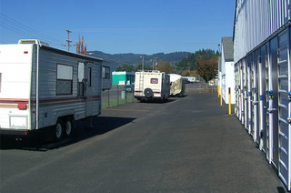 Springfield rv parking at self storage