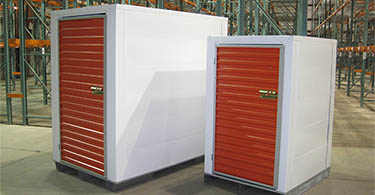 Portable self storage units in Bronx
