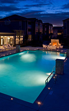 Amenities & Features for apartments in Lafayette