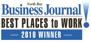 "Vintage Sonoma NBBJ's 2010 ""Best Place To Work."""