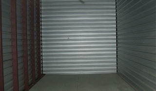 Gambrills self storage unit interior