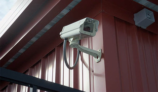 New market self storage security camera