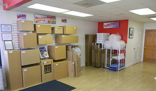 Alexandria self storage inventory