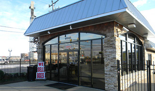 Office exterior at self storage in alexandria