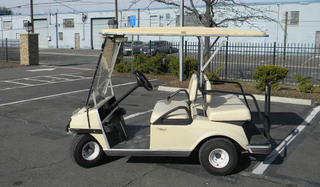Self storage golf cart in alexandria