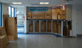 Manassas self storage inventory