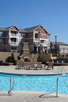 Apartments in Evans offer a variety of amenities to make your residency with us enjoyable