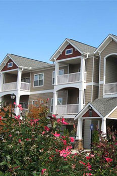 Information about the neighborhood surrounding apartments in The Heart of Evans, GA
