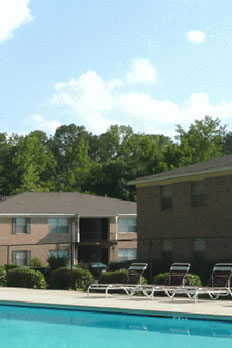 Douglasville Garden Style Apartment Amenities Featuring A Swimming Pool With Sundeck 2 Playgrounds