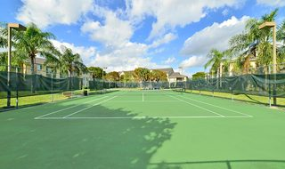 Enjoy a game of tennis at your new apartment in Miami Florida