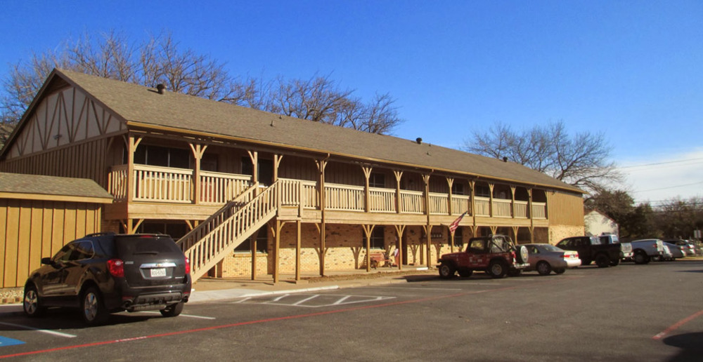 Sunny wichita falls apartments