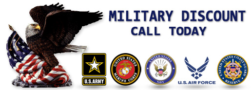 Military discount offered at RV Storage Depot at McClellan Park