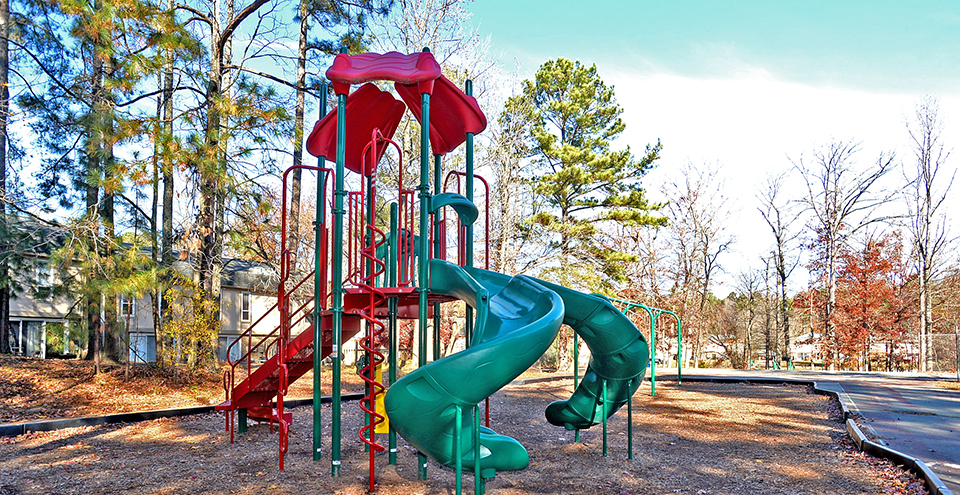 Playground in chesterfield va cloverleaf lake