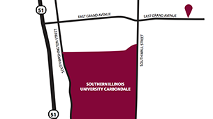 Learn more about the location at University Village