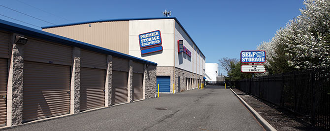 Self storage in West Islip New York