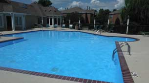 Amenities at Cherry Grove Apartments