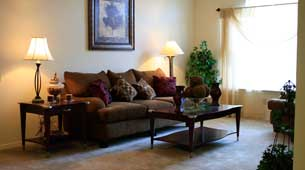 Floor Plans at Cherry Grove Apartments