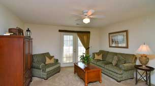 Apartments in North Jackson, TN with Washer & Dryer Hookups
