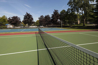 Rochester hills apartments offering sport court