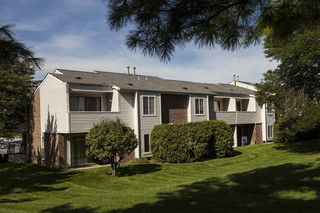 Rochester hills apartments offer lush grass areas