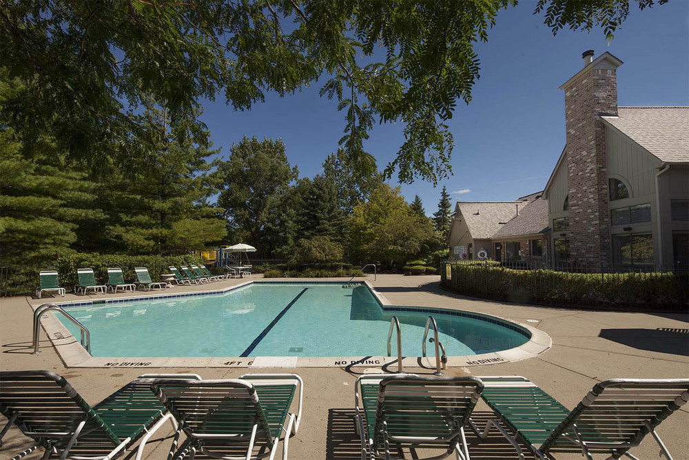 Townhome Apartments In Novi