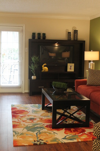 Apartments in conroe texas living room