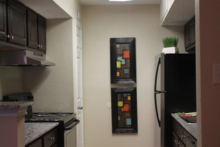 Apartments in conroe texas modern kitchen