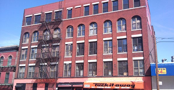 Storage units sizes and pricing at Tuck-It-Away Self-Storage in Bronx
