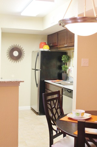 Apartments in conroe texas dining kitchen