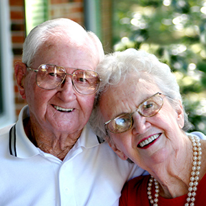 Many happy couples enjoy our Assisted Living Services