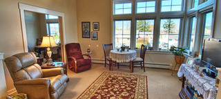 Anacortes senior living community room