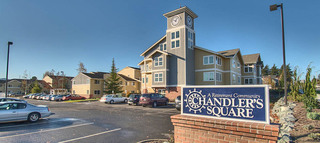 Chandlers square senior community