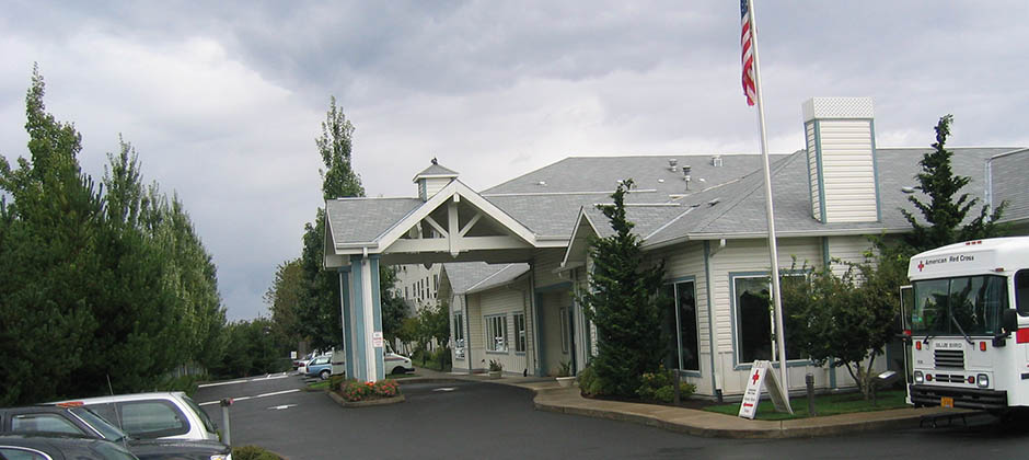 Senior living in oregon city