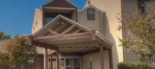 Northglenn senior living entrance