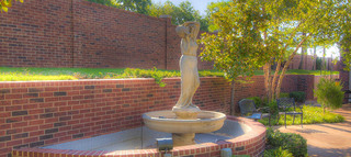 Fountain at oklahoma city senior living