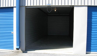 Silver spring self storage drive up access
