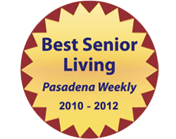 Regency Park Senior Living won the best senior living awards in 2010 and 2010