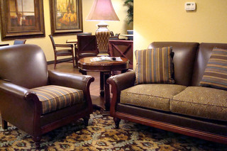 Sonora senior living enhanced care lounge