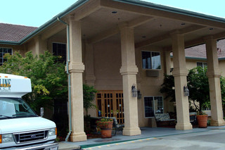 Sonora senior living entry columns