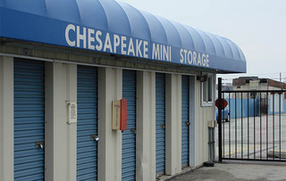 Secured self storage facility in baltimore