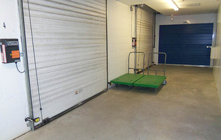 Walkersville self storage interior