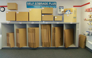 Self storage inventory in sterling