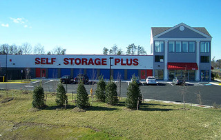 Manassas self storage facility