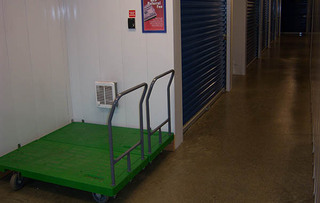 Self storage carts available in manassas