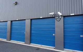 Woodbridge self storage units